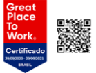 Selo do Great Place to Work